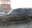 Baseline Customs Blacked out 2004 Chevrolet Tahoe