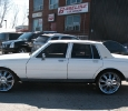 Baseline Customs 1984 Caprice Donk