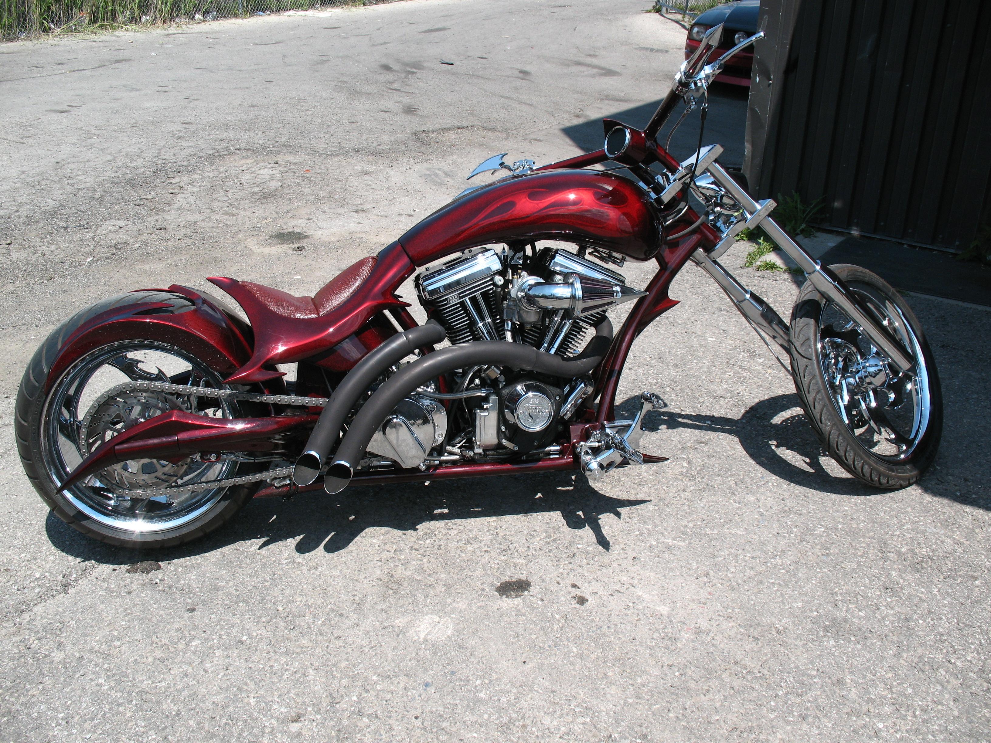 biker build off guys
